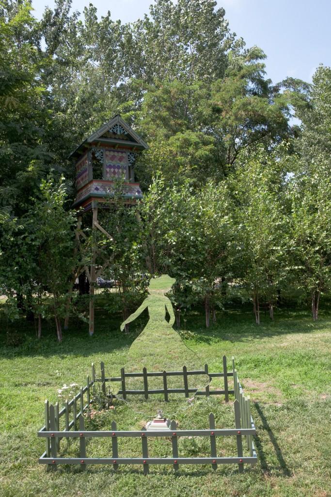 Kimberley Hart Socrates Sculpture Park